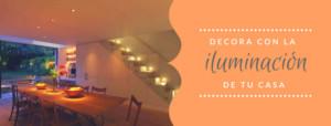 iluminacion decoracion hogar