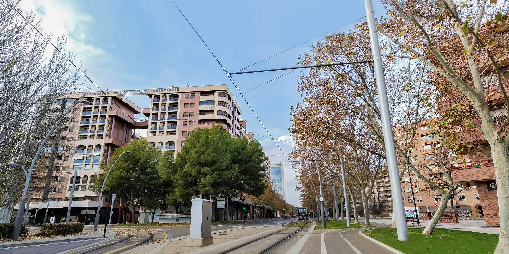Aldebre Inmobiliaria Zaragoza | Pisos Actur Zaragoza Portada. Tu inmobiliaria de confianza en Zaragoza y alrededores.