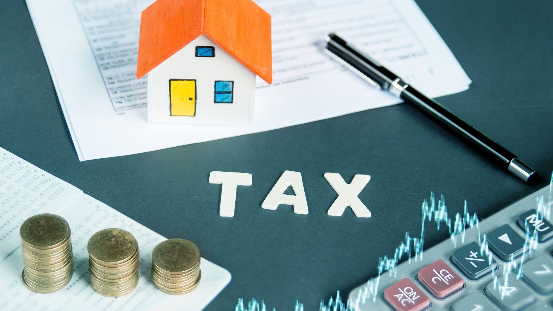 Impuestos venta inmuebles